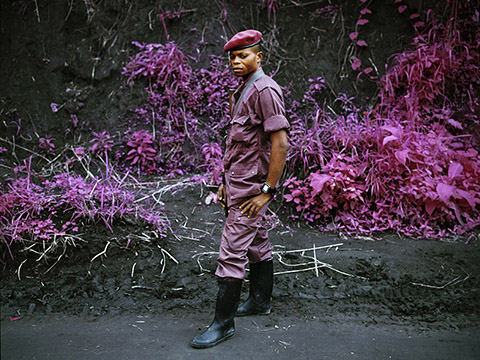 Richard Mosse
