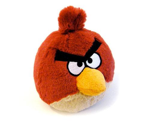 Plush Angry birds