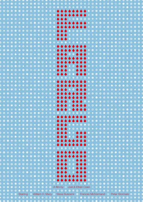 Fargo Poster by Viktor Hertz
